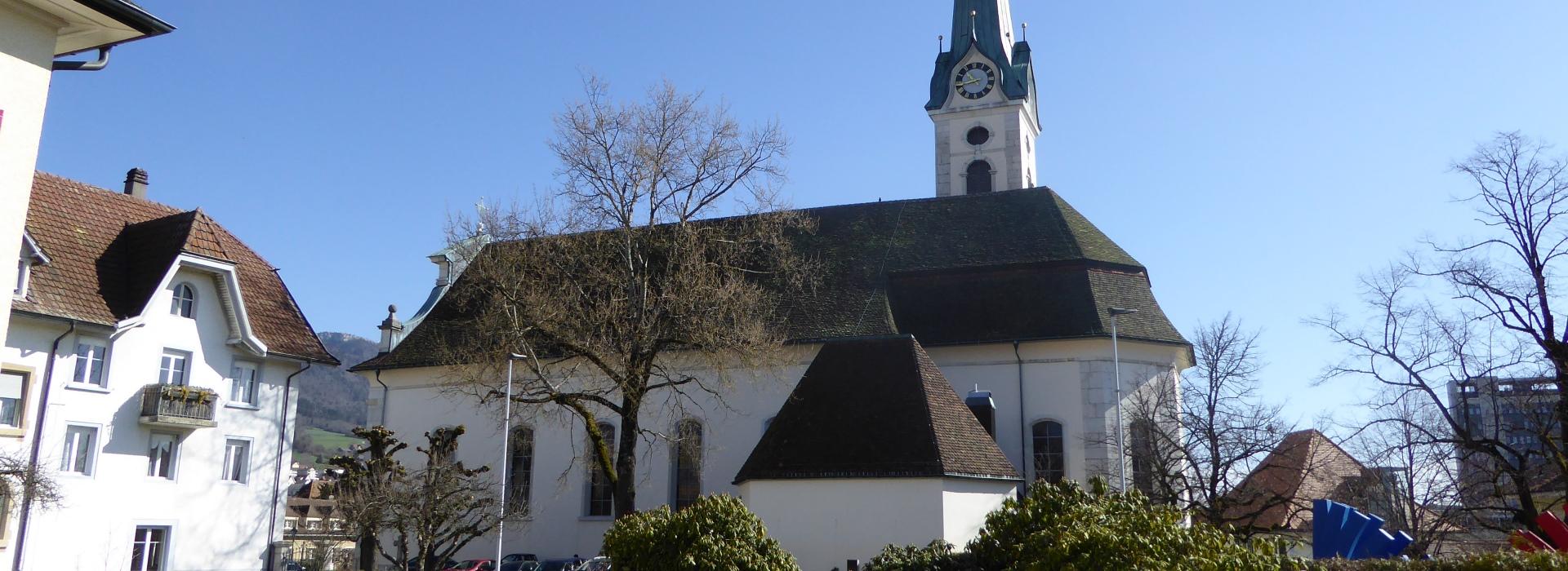 Quelle: Pfarrei St. Eusebius Grenchen